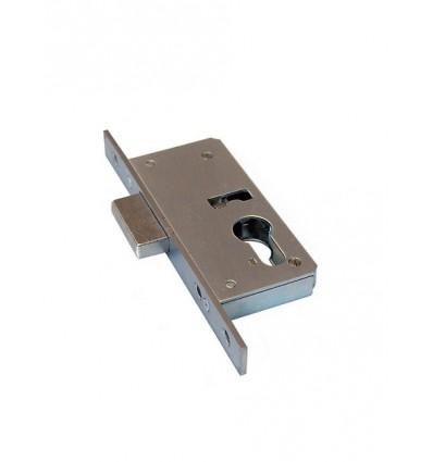 ZAMEK ZASUWKOWY 30mm, FRONT 24mm, 192A/30/6AN